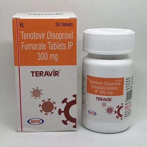 Teravir Tablets - 30\'s