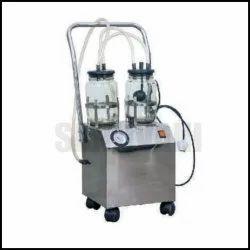 Compressor Operated Suction Machine