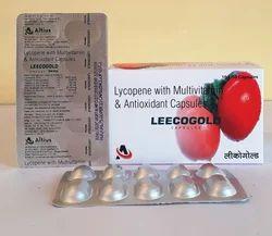 Lycopene Antioxidant Capsules