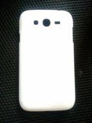 Plastic White Samsung Grand Duos I9082