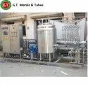 Pharmaceuticals Water Generation System