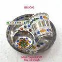 Mini Pooja Set BM/SM