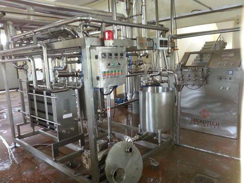 Mini Dairy Plant Capacity 500 Lph Rs 4500000 Unit Om