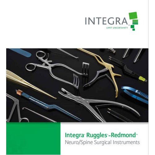 Integra Neuro Surgery Instruments For Surgery Instrument | ID