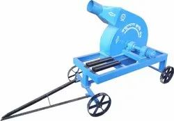 Electric Motor Operated Straw Loader