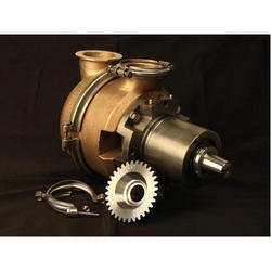 Cummins Diesel Engine LTA Auxiliary Sea Water Pump, Warranty: 6 months