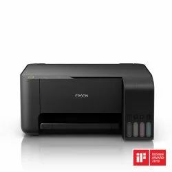 Black and Color Ink tank EPSON L3110 PRINTER, Paper Size: A4, 5760 X 1440
