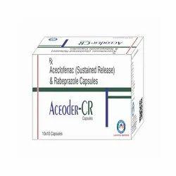 Aceclofenac , Rabiprazole