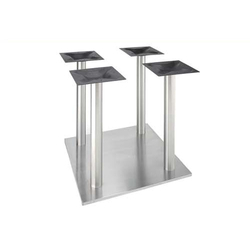 SSTB-17 Stainless Steel Series Table Base