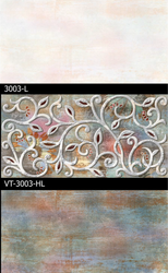 Glue Series 3003 (L, HL) Hexa Ceramic Tiles