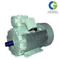 Three Phase <2000 RPM Crompton Greaves Flame Proof Motors, Power: 10-100 KW, 360 V