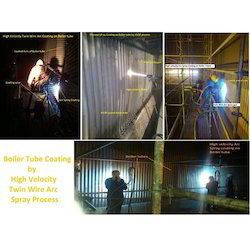Boiler Tube Coating Services