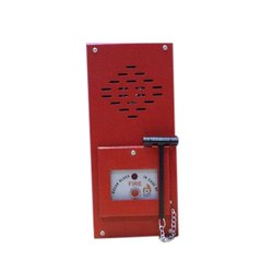 Manual Alarm System Pinnacle Manual Fire Alarm Panel, Model Number/Name: Mcp & Hooter Combo, For Office Buildings
