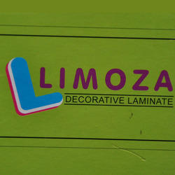 Brown Limoza Laminates, Thickness: 0.8 mm, Suede Finish