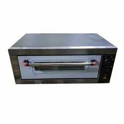 Single Phase Commercial Pizza Oven, 220 V