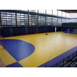 Handball Sports Flooring