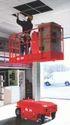 Garage Hoist Winch(Duct Lift)