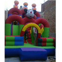 Jumping Bouncy Slide