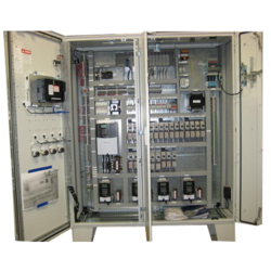 Navrang Engineering PLC Automation Control Panel, For Industrial, Ip 65