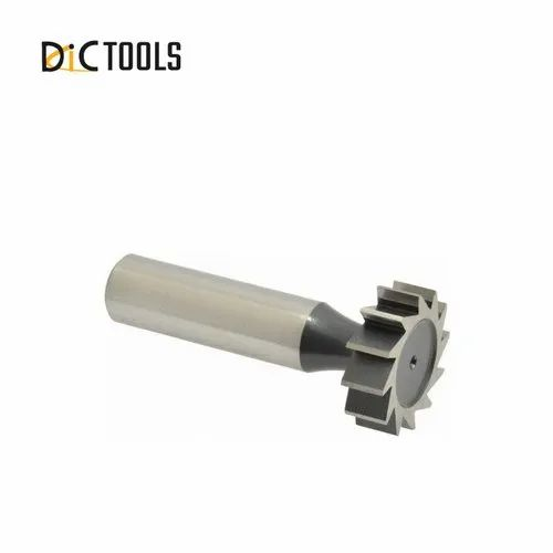 KR CUTTING TOOLS 4 X 13//16 X 1 X 24T High Speed Steel Straight Tooth Side Milling Cutters