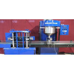 3 Phase Grease Filling Machine