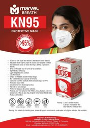 Marvel Breath Kn 95 Face Mask