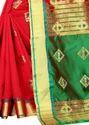 Mina-Mina Pure Banarasi Silk Saree