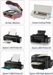 Epson L1455 A3 Wi Fi Duplex All In One Ink Tank Printer