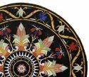Marble Fine Inlay Custom Coffee Table Top