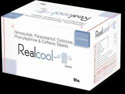 Nimesulide Paracetamol Cetrizine and Phenylphrine