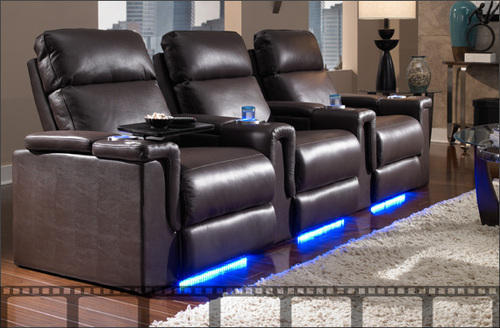 Fabulous Multiplex Motorized Cinema Recliner Chair Sofa Machost Co Dining Chair Design Ideas Machostcouk