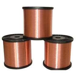 Copper Coated Flat Wire