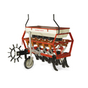 Power Tiller Operated Automatic Seed Cum Fertilizer Drill