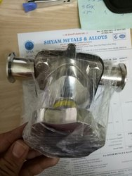 Stainless Steel Triclover End Diaphragm Valve
