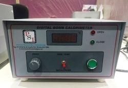 Digital Bomb Calorimeters