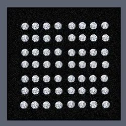 Lab Grown Diamonds 0.18ct To 0.22ct GHI VVS VS Round Brilliant Cut HPHT