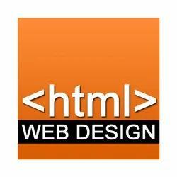 HTML Website Designing Service