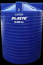 Triple Layer Plasto Water Tank