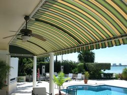 Bronze Fabrics for Fixed Awning, For Standard