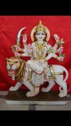 Shera Wali Mata Statue