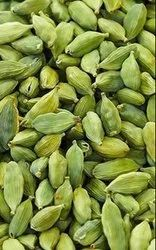 Cardamom, Packaging Type: Plastic Bag, Cardamom Size Available: 8 mm