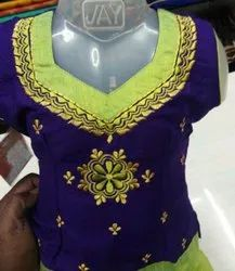 Embroidery Clothing