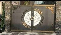 Metal Designer Gates