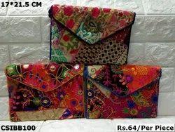 Banjara Embroidery Sling Bag