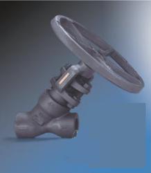 Audco Y-Pattern Globe Valve