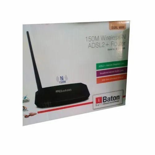 IBall Wireless or Wi-Fi I Ball Baton Wireless Router