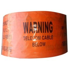 Reliance Approved Warning Tape