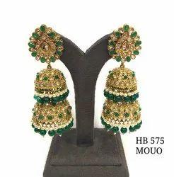 Women Wedding BEAUTIFUL EARRING HB 575