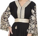 Arabian Party Wear Gown With Unique Design