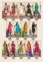 Jacquard Dress Material
